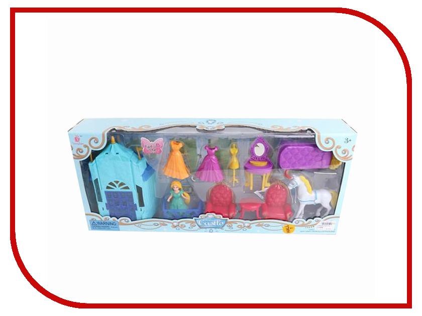 Игра China Bright Мебель для кукол и кукла 1549339 мебель кукол