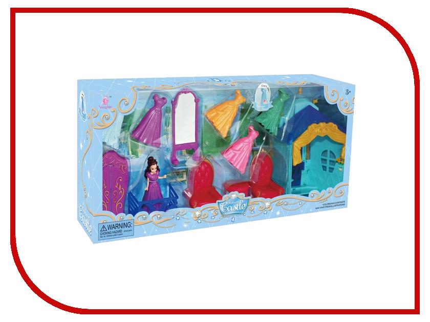 Игра China Bright Мебель для кукол и кукла 1549340 мебель кукол
