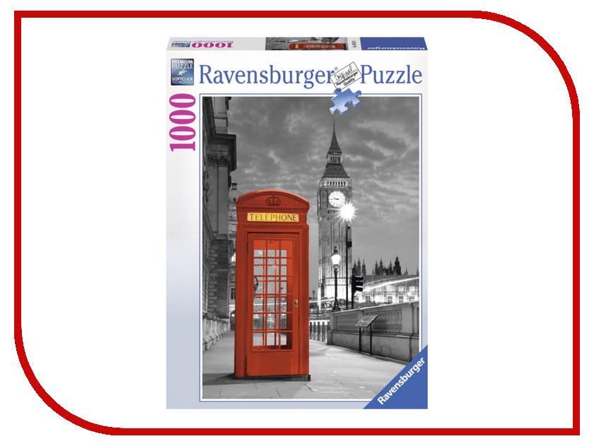 Пазл Ravensburger Биг Бен Лондон 19475 пазл ravensburger тула мун лондон 19372