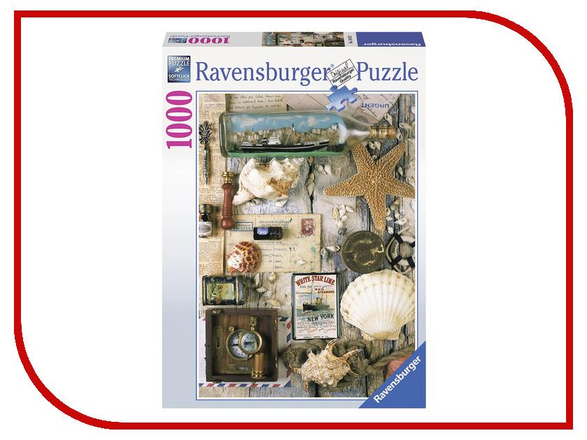 Пазл Ravensburger Морские сувениры 19479 сувениры