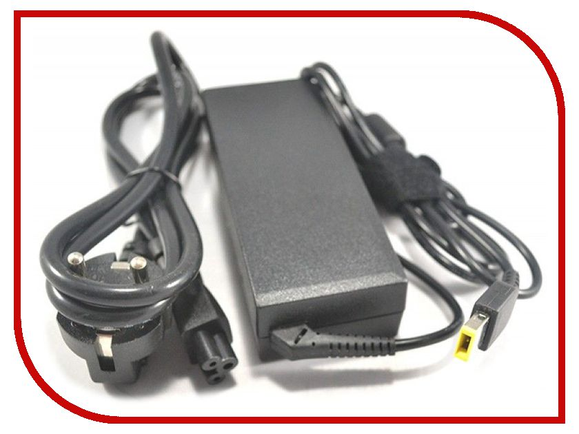 Блок питания 4parts LAC-LE05 Lenovo 20V 4.5A 90W блок питания 4parts lac ac04 acer 19v 2 15a 5 5x1 7mm 40w