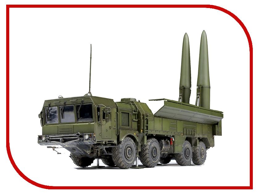 Сборная модель Zvezda Ракетный комплекс Искандер-М 5028