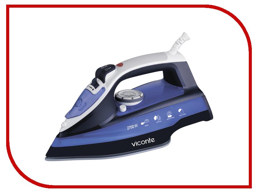 Утюг Viconte VC-430 Blue viconte vc 3236 черный