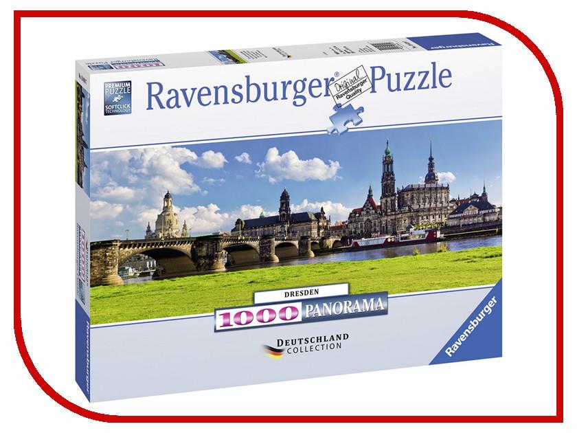 Пазл Ravensburger Вид Каналетто Дрезден 19619 каналетто альбом