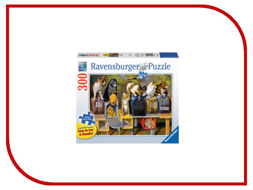 Пазл Ravensburger Почтовые коты 13562 будапешт почтовые марки где