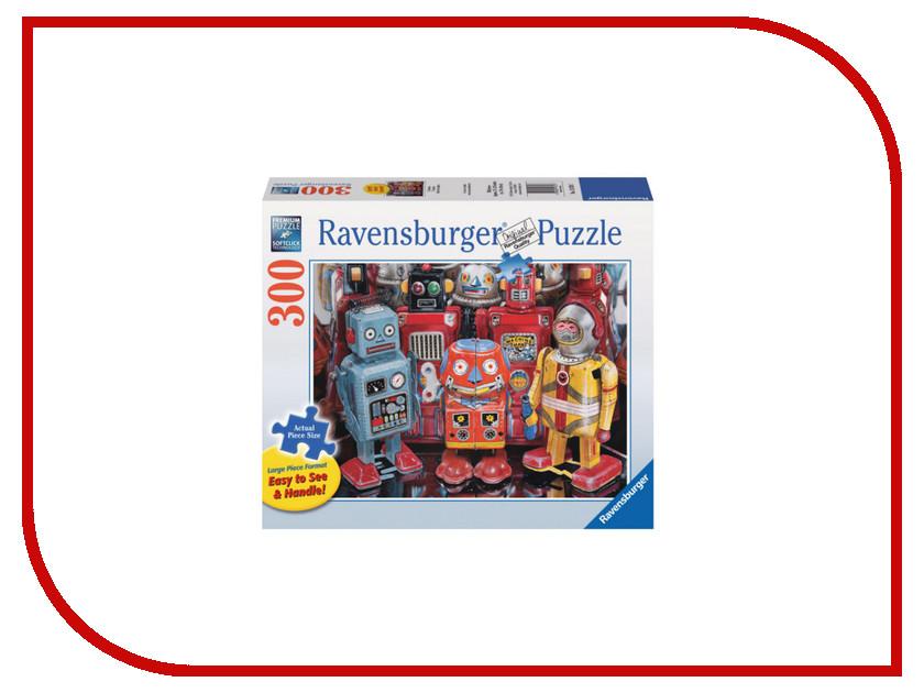 Пазл Ravensburger Роботы 13570 роботы тоботы