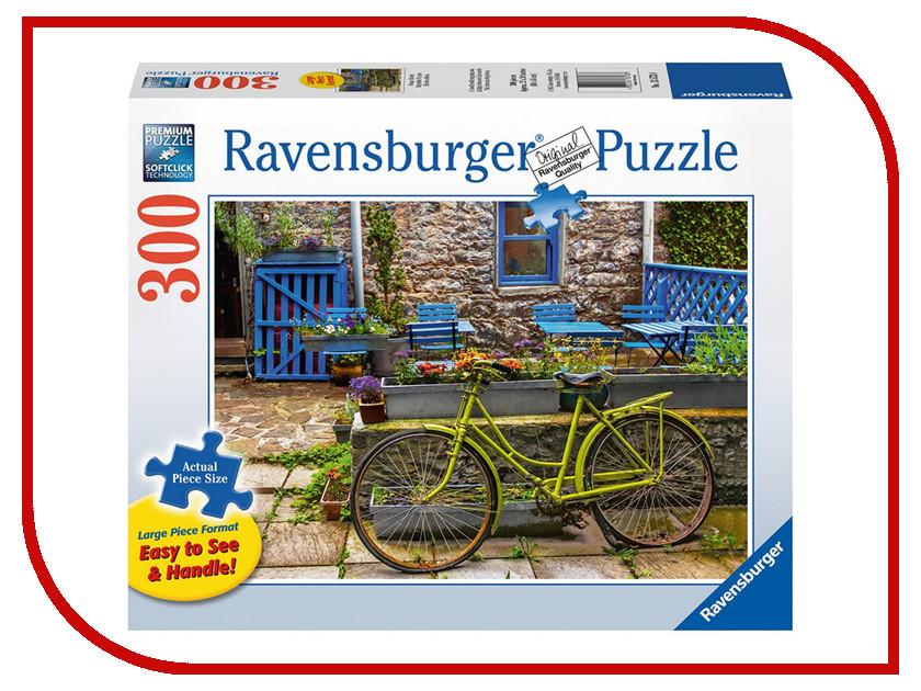 Пазл Ravensburger Винтажный велосипед 13573 винтажный фонокорректор купить