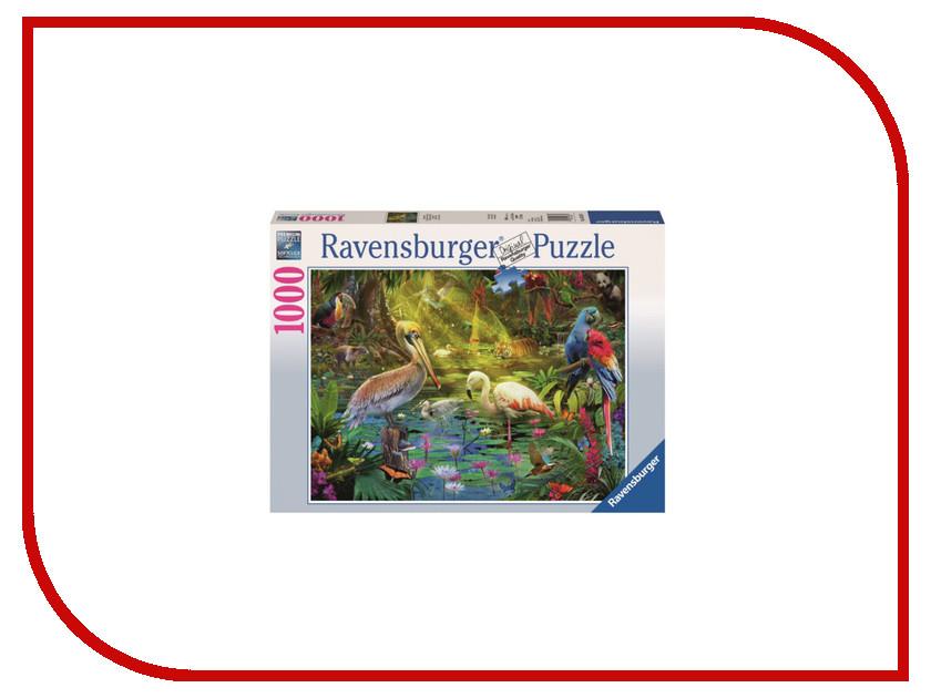 Пазл Ravensburger Рай птиц 19673 пазлы ravensburger пазл рай птиц 1000 шт