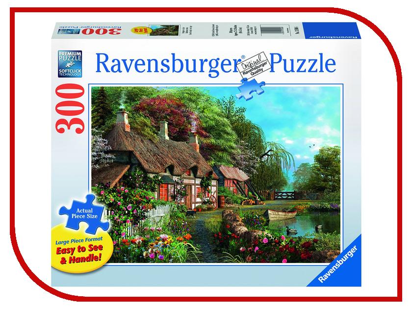 Пазл Ravensburger Дом у озера 13580 тихвин коттедж у озера