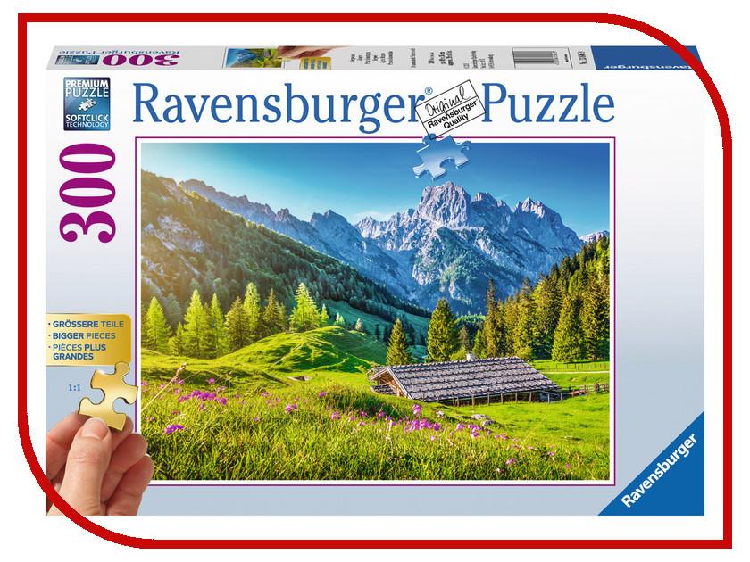 Пазл Ravensburger Альпийские луга 13646