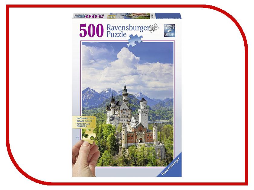 Пазл Ravensburger Замок в горах 13681