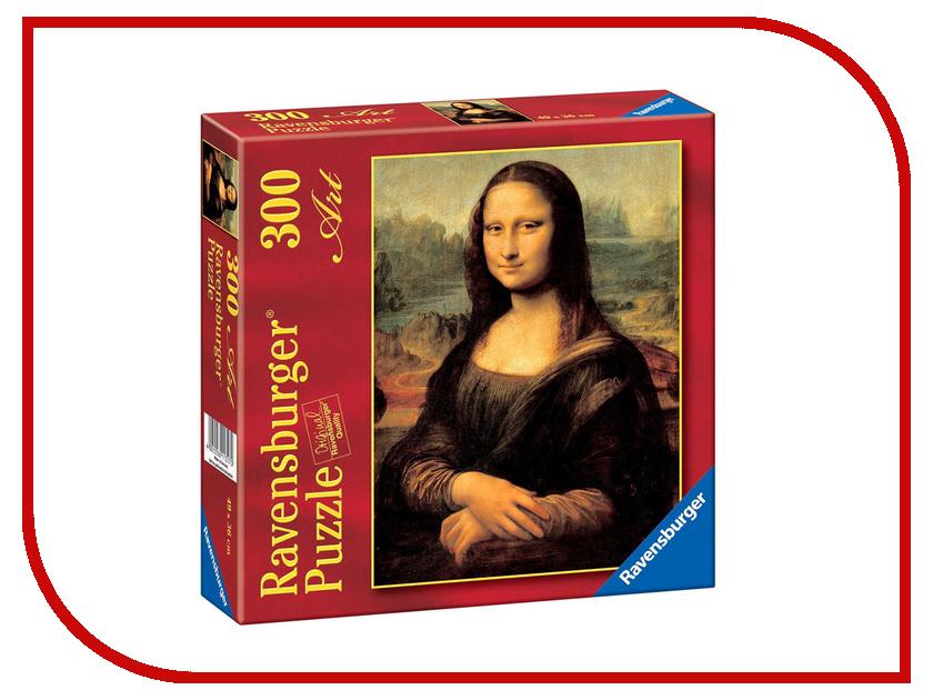 Пазл Ravensburger Леонардо да Винчи. Мона Лиза 14005 шторы мона