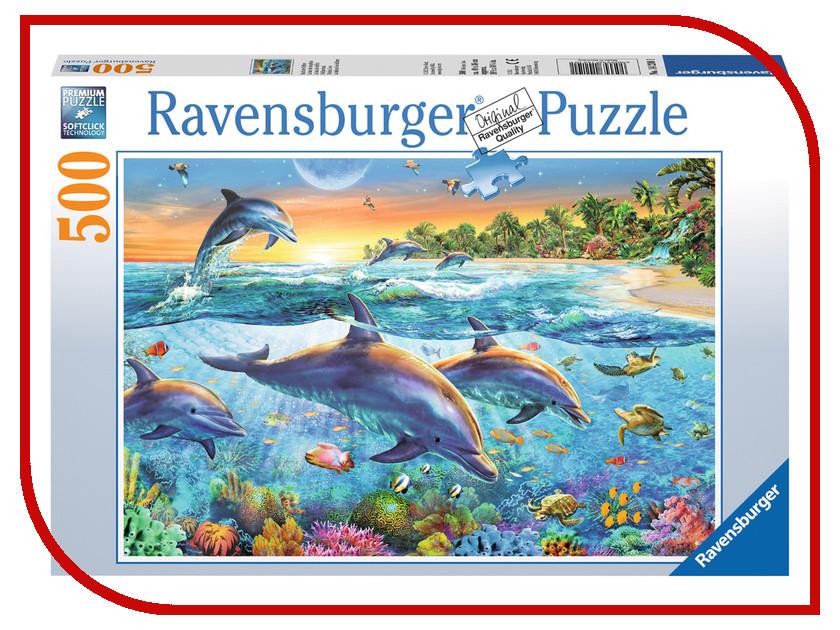 Пазл Ravensburger Бухта дельфинов 14210
