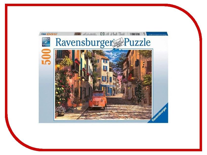 Пазл Ravensburger Юг Франции 14253 блоггер из франции