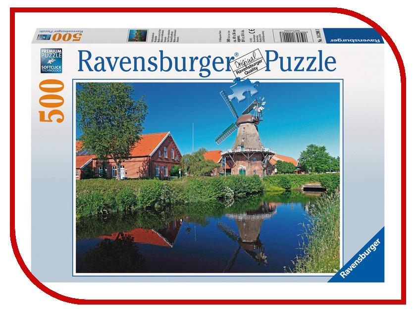 Пазл Ravensburger Ветряная мельница 14290
