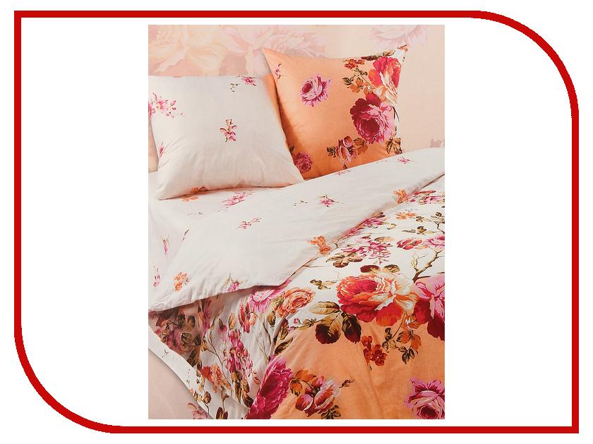 Постельное белье Экзотика Ядвига Комплект 2 спальный Поплин