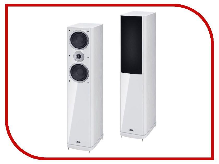 Колонки Heco АС Music Style 500 White (2шт) настенная акустика heco music style 200 f piano white ash decor white