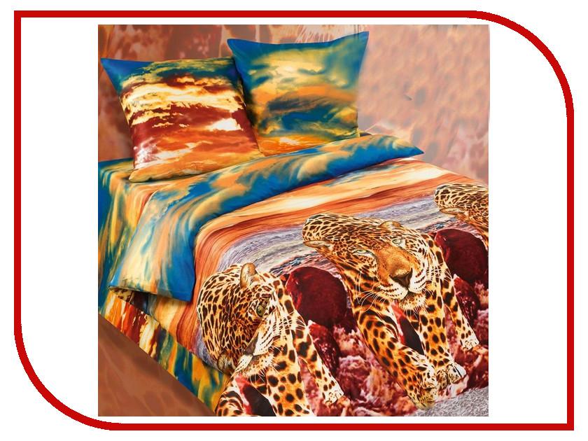 Постельное белье Экзотика 428 Комплект 2 спальный Сатин постельное белье рагнеда сатин 2 спальный