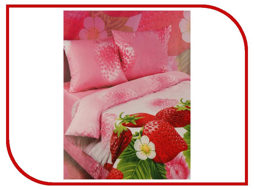 Постельное белье Экзотика 412 Комплект 2 спальный Сатин постельное белье рагнеда сатин 2 спальный