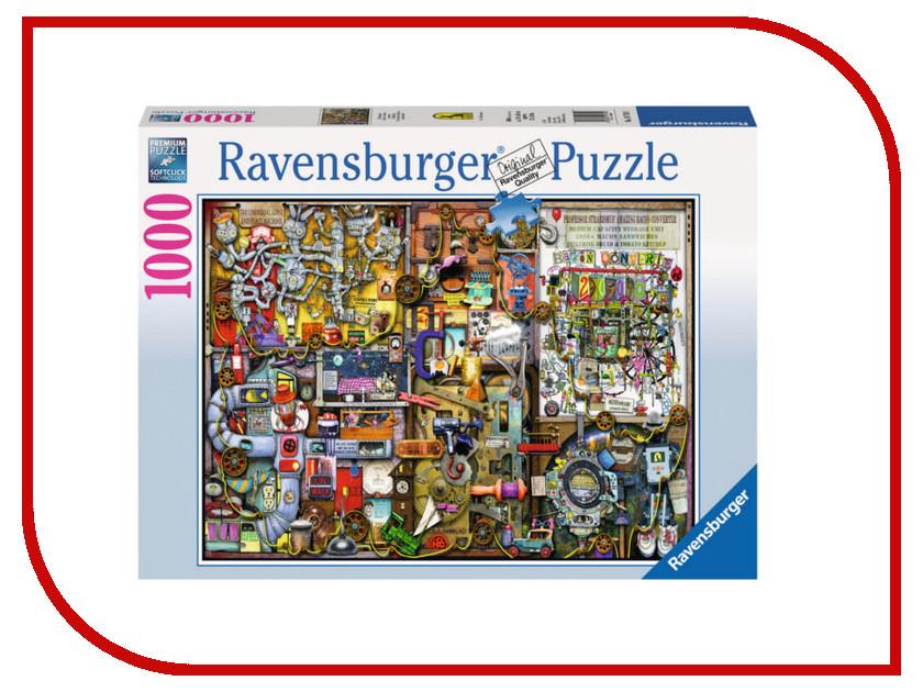 Здесь можно купить Шкаф изобретателя  Пазл Ravensburger Шкаф изобретателя 19710 пазлы