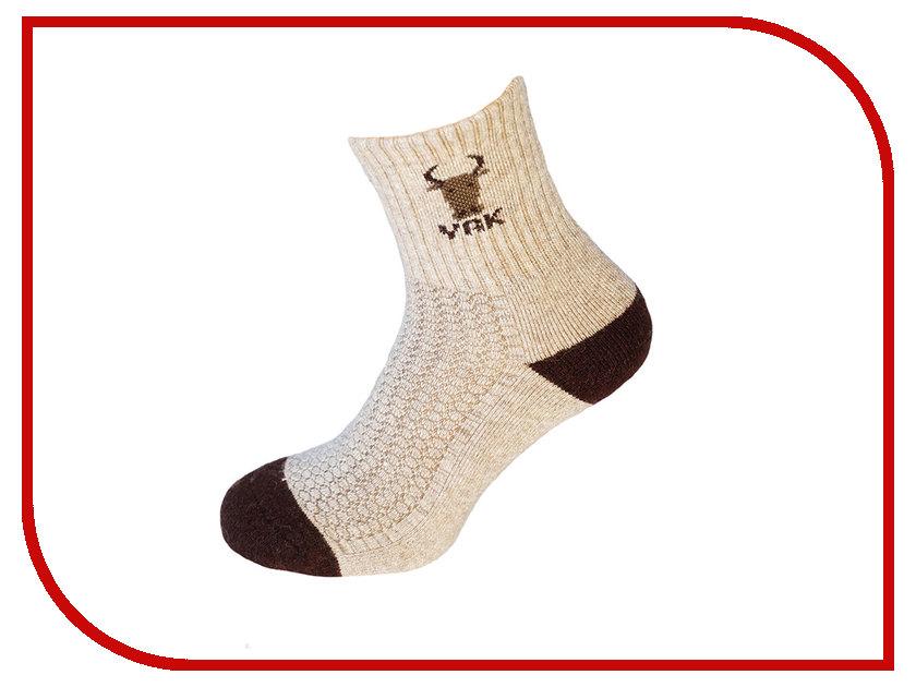 Носки Big Game Yak Wool 825586_1 (35-36) Brown