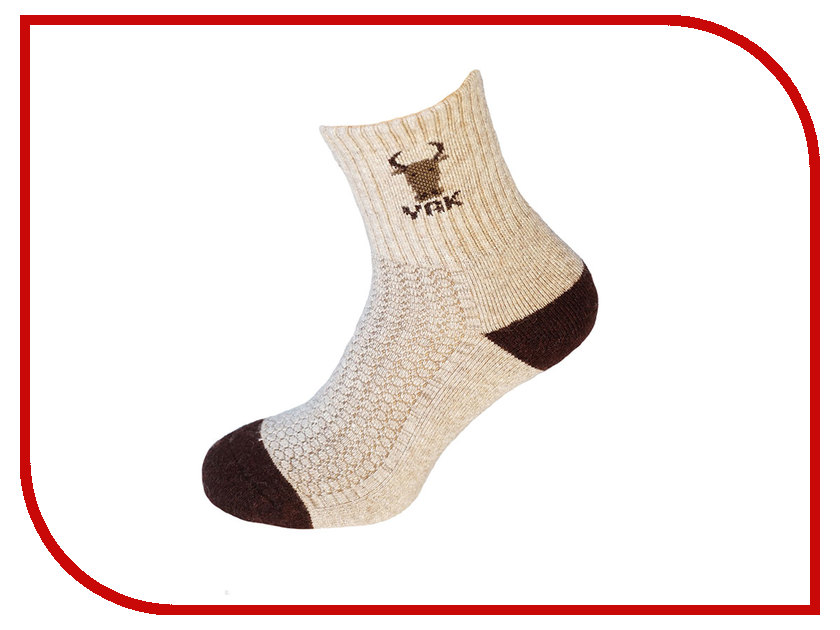 Носки Big Game Yak Wool 825586_1 (40-42) Brown