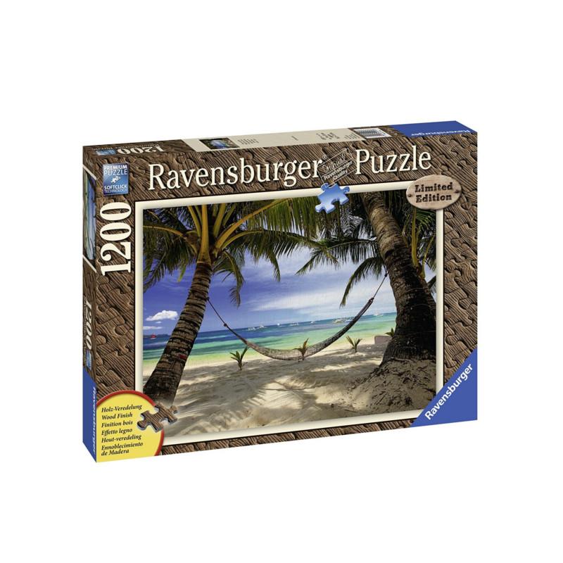 Пазл Ravensburger Отдых на побережье 19916