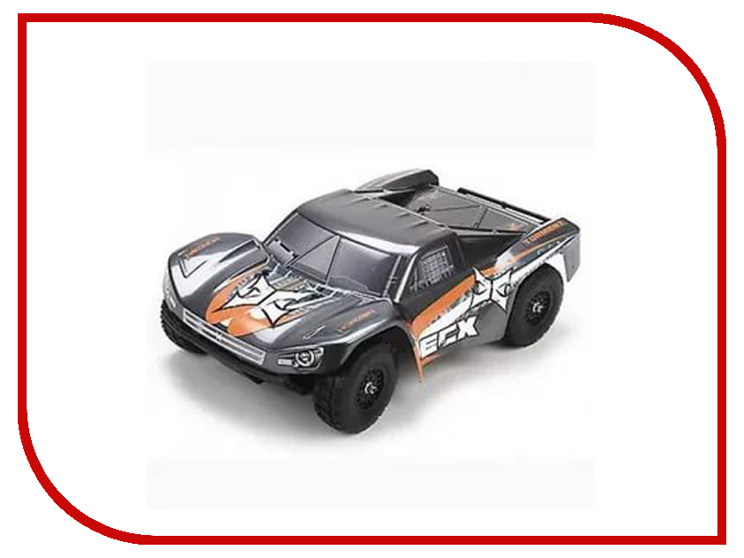 Игрушка ECX Torment Gray-Orange ECX01001T1 hertz ecx 690 5