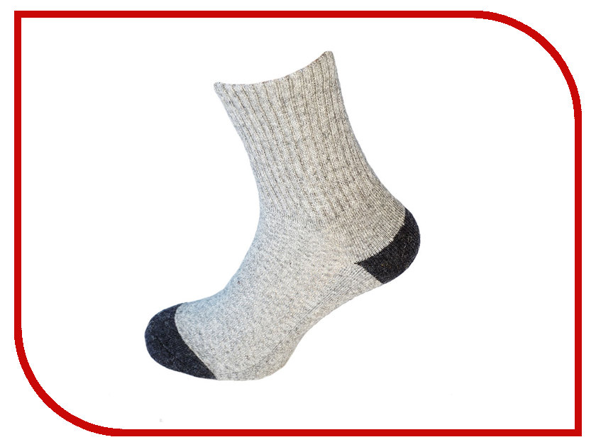 Носки Big Game Yak Wool 825586_2 (45-46) Grey