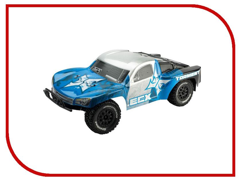 Игрушка ECX Torment Silver-Blue ECX03033T1 игрушка ecx torment black green ecx03033t2