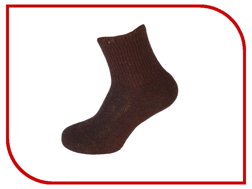 Носки Big Game Yak Wool 825586_4 (37-39) Brown