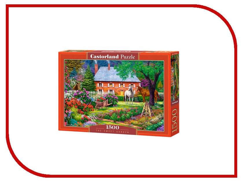 Пазл Castorland Чудесный сад Puzzle-1500 C-151523