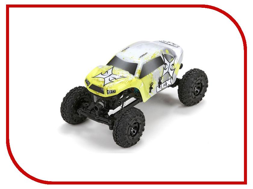 Игрушка ECX Crawler Temper Yellow-White ECX00012T2 игрушка ecx amp mt white ecx03028it1