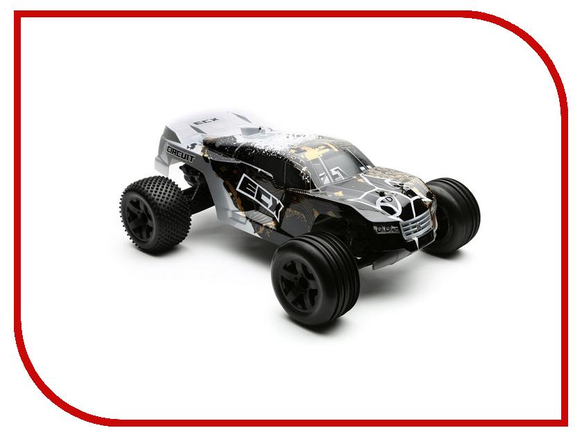 Игрушка ECX Circuit Stadium Truck ECX03030T2 игрушка ecx torment black green ecx03033t2