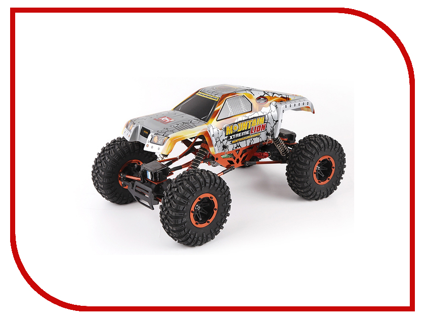 Игрушка Remo Hobby Mountain Lion Xtreme RH1072 remo emperor 14 clear