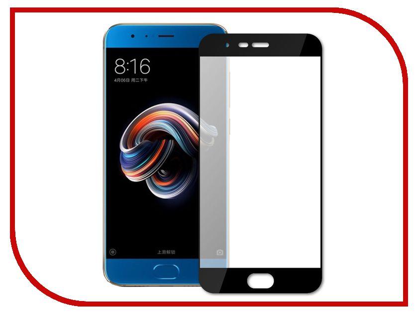 Аксессуар Защитное стекло Xiaomi Mi Note 3 BoraSCO Full Cover Black