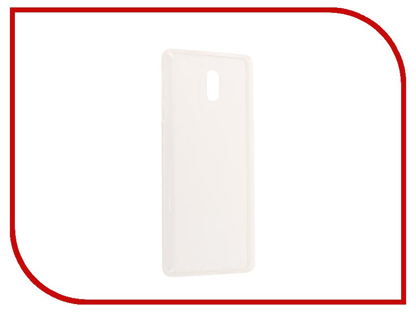 Аксессуар Чехол Nokia 3 BoraSCO Silicone