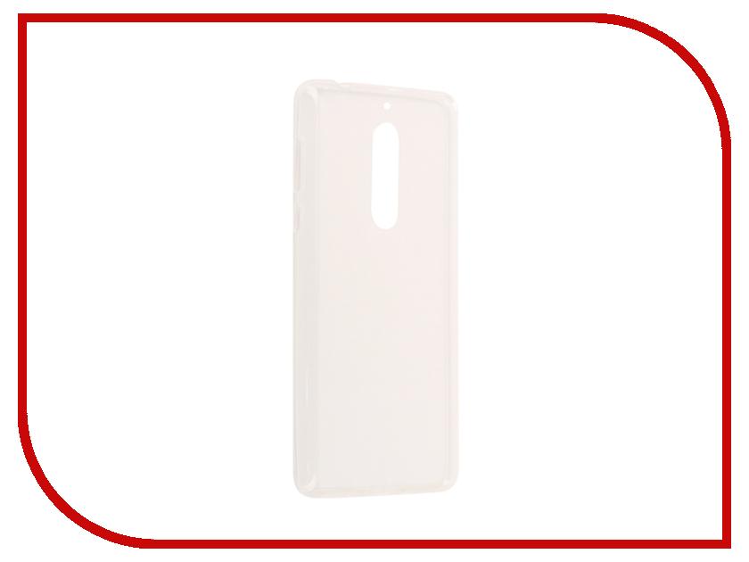 Аксессуар Чехол Nokia 5 BoraSCO Silicone borasco