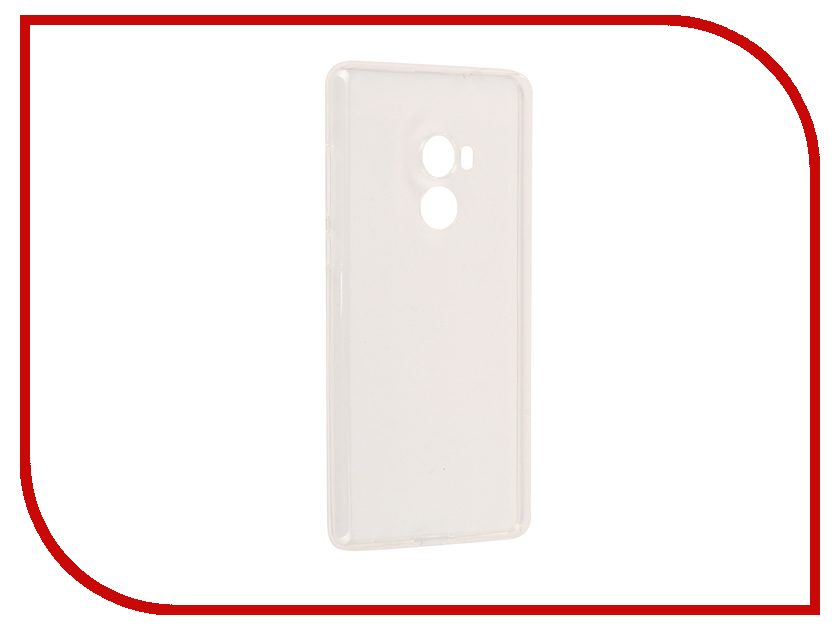 Аксессуар Чехол Xiaomi Mi Mix 2 BoraSCO Silicone
