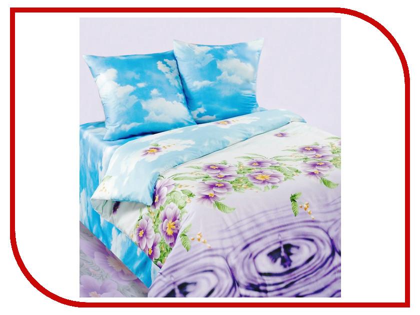Постельное белье Экзотика 365 Комплект 2 спальный Сатин постельное белье рагнеда сатин 2 спальный