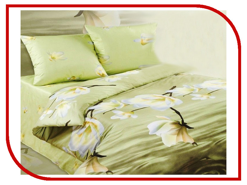 Постельное белье Экзотика 337 Комплект 2 спальный Сатин постельное белье рагнеда сатин 2 спальный