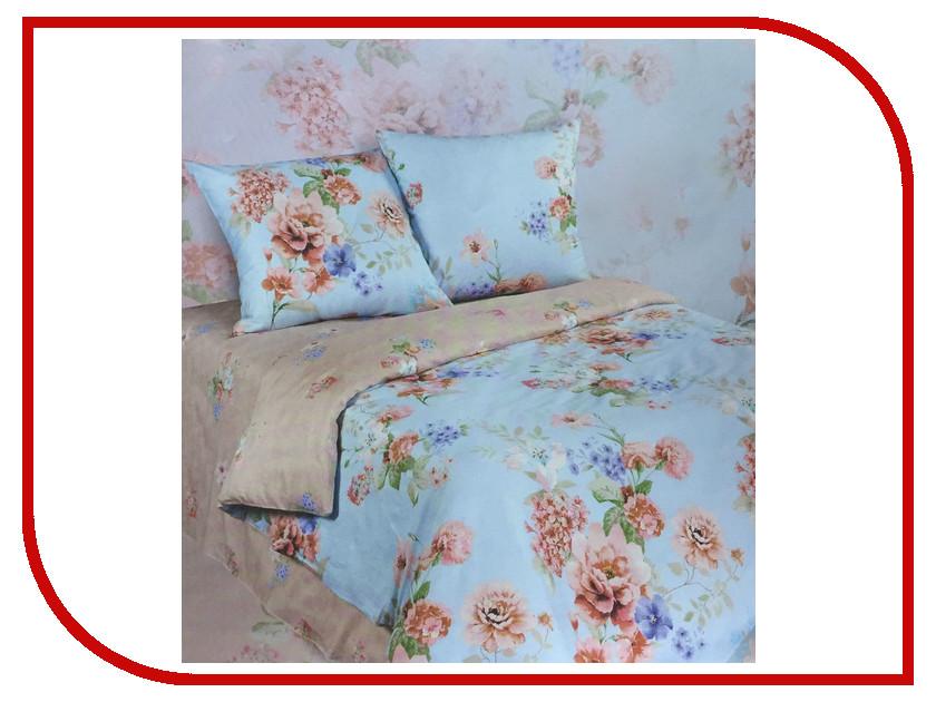 Постельное белье Экзотика 490 Комплект 1.5 спальный Сатин rbk 490