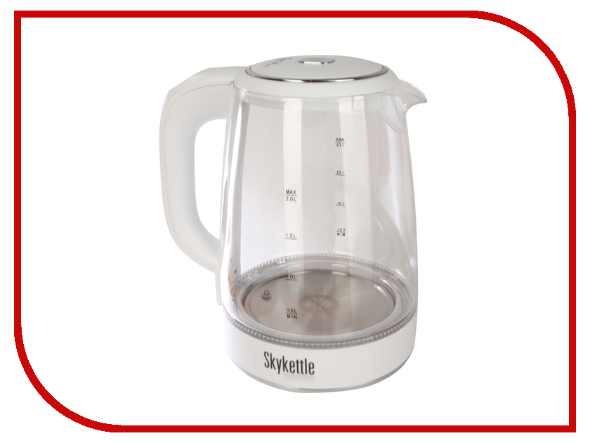 Чайник Redmond SkyKettle G201S кофеварка капельная redmond redmond rcm 1509s