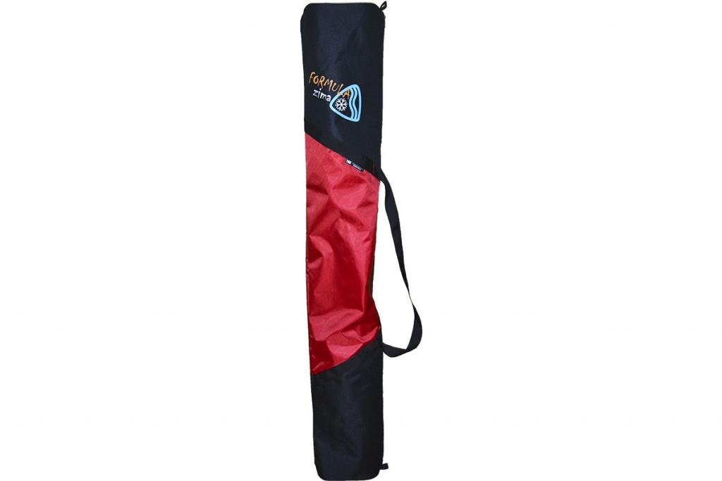 Чехол для горных лыж Standart Norma 150 Black-Red 51001