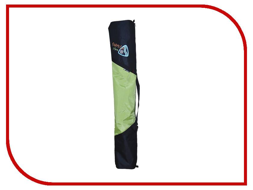 Аксессуар Чехол для горных лыж Формула зима Norma 150 Green 51001