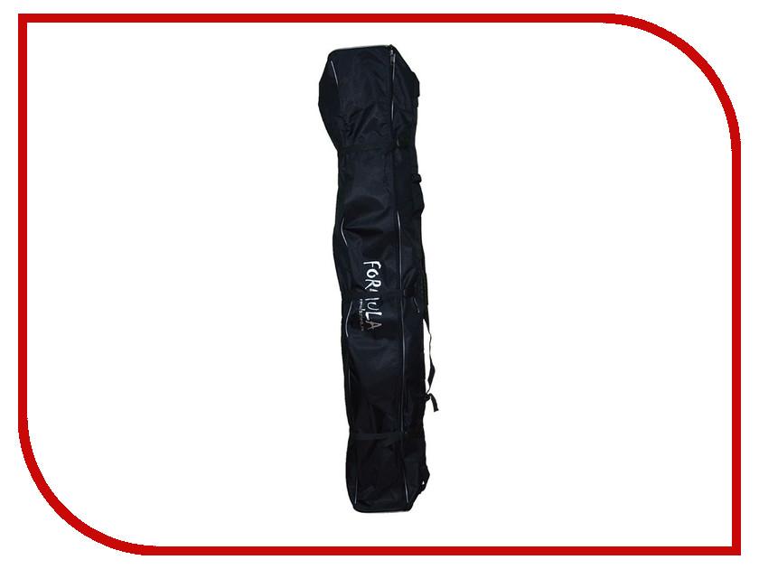 Аксессуар Кофр для горных лыж Формула зима Voyage-2 150 Black 51014 force 51014