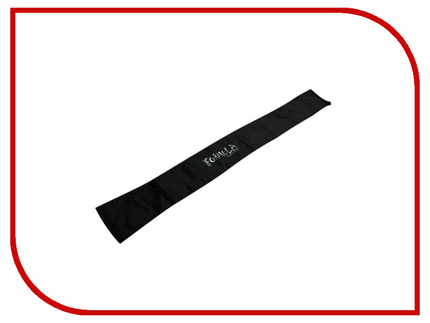 Аксессуар Чехол для беговых лыж Формула зима Универсальный XL Black 53007 аксессуар чехол skatebox для электросамокатов универсальный light green black st18 94 black