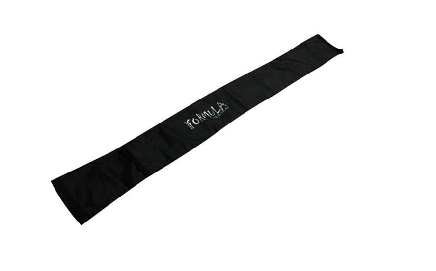 Чехол для беговых лыж Формула зима Универсальный Black 53004