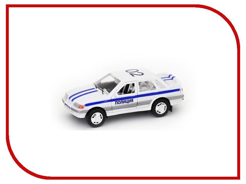 Машина Авто по-Русски Полиция 11001АПР машина авто по русски мчс 11204апр