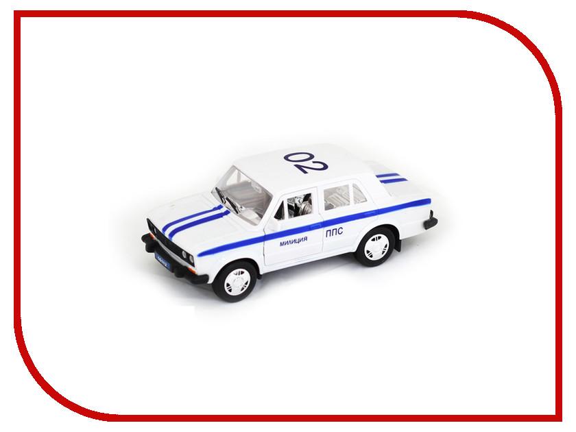 Машина Авто по-Русски ППС Полиция 11202АПР авто по материнскому сертификату